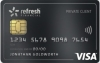 Refresh Financial Secured Visa