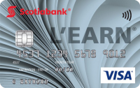 Scotiabank L'earn Visa Card