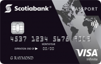 Scotiabank Passport™ Visa Infinite Card