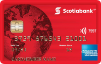 Scotiabank? American Express? Card