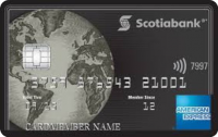 Scotiabank? American Express? Platinum Card