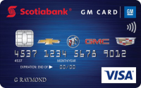 Scotiabank® GM® Visa Card